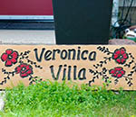Veronica Villa celebrates re-naming of residence