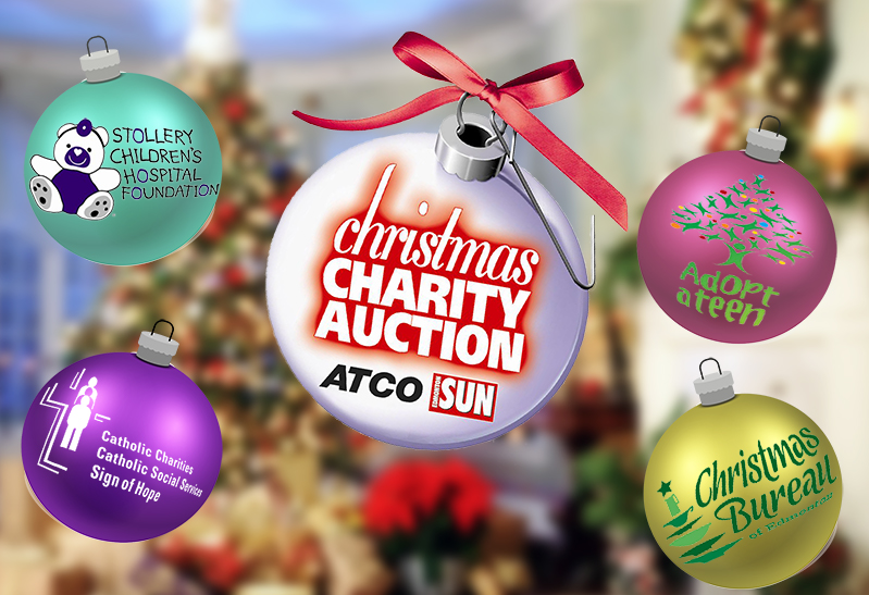 Annual Charity auction seeks donations
