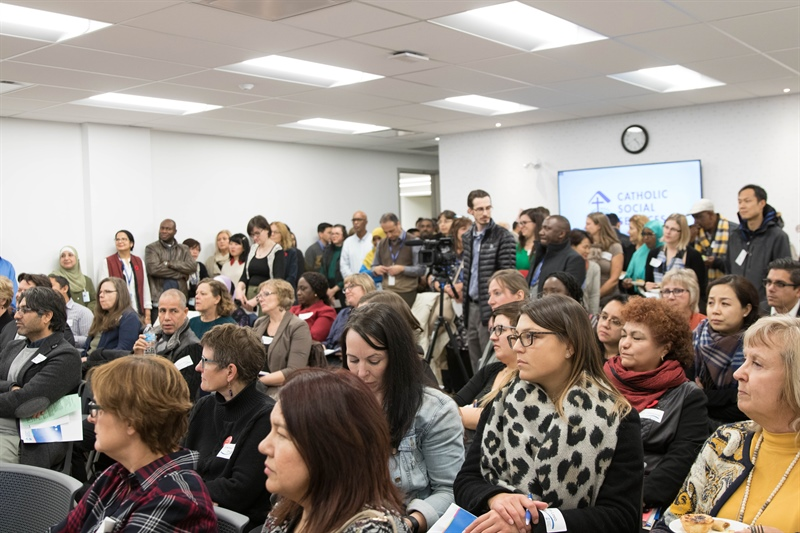 Immigration and Settlement Service showcases newly renovated office
