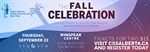 You're invited to our Fall Celebration!