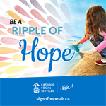 Sign of Hope launches $2.3 million fundraising appeal