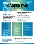 Open House & Career Fair