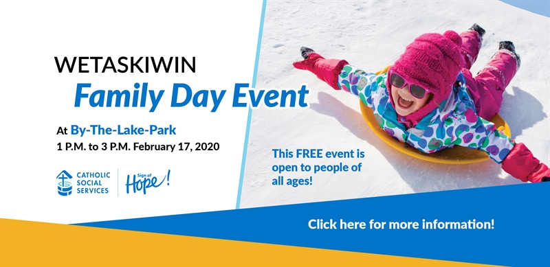Wetaskiwin Family Day Event
