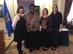 Elder Abuse Resource and Supports Ministry honoured at Inspiration Award