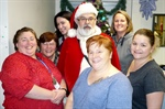 Wainwright staff host Christmas dinner for those in our care